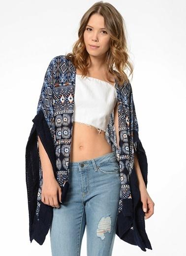 Vero Moda Kimono Lacivert